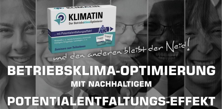 KLIMATIN | Coach 007