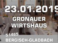 Bergisch-Gladbach, 23.01.19