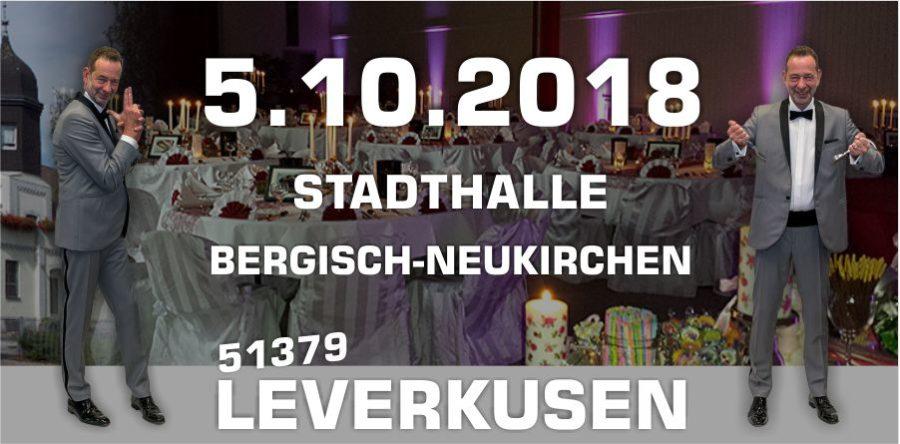 Leverkusen, 5.10.18