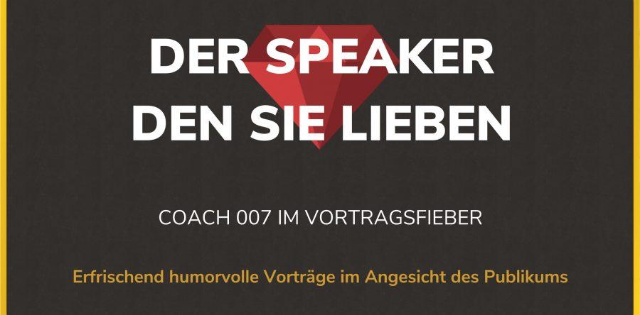 Speaker | Coach 007